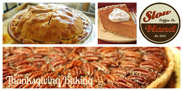 2014-11 Holiday baking w slowhand
