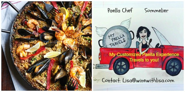 My Paella Travels
